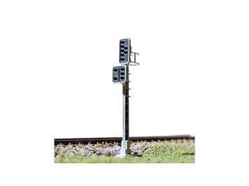 Mafen/N-Train 4136.22 SBB Zusatzsignal (grün/gelb/grün/gelb/grün+rot) + (gelb/gelb/grün...