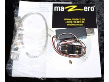 """MAZERO 40 05 00 Geschwindigkeits-Messsystem """"Max"""" Spur H0"""