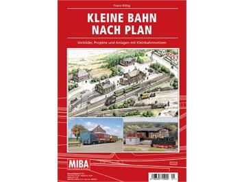 MIBA 15087616 Kleine Bahn nach Plan