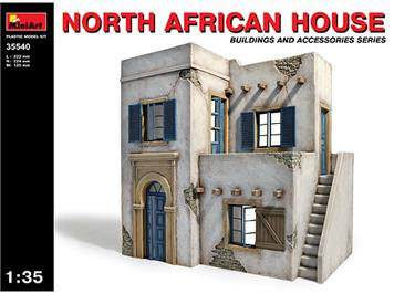 MiniArt 35540 North African House 1:35