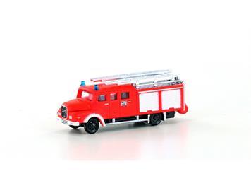MINIS LC4221 MAN LF 16 Feuerwehr leuchtrot