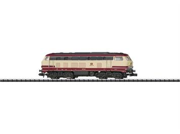 Minitrix 12391 Diesellokomotive BR 218 (MHI, TRIX-Club) digital DCC mit Sound