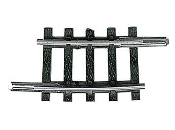 Minitrix 14926 gebogenes Gleis r2, 6 gr.