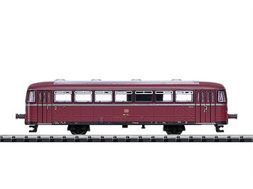 Minitrix 15394 Schienenbus-Beiwagen (VB) 98 134 der DB, N (1:160)