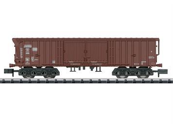 Minitrix 18092 Rolldachwagen Bauart Taes 892 der DB, N (1:160)