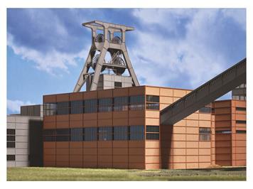 """Minitrix 66311 Bausatz Zeche Zollverein 2 """"Sortieranlage"""" N"""