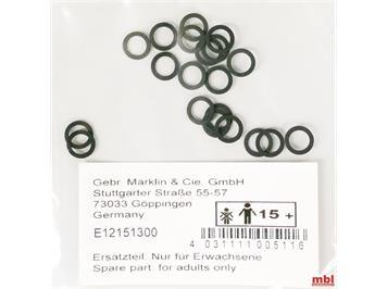 Minitrix E12151300 Modelleisenbahn Haftreifen, Inhalt: 20 Stück, N (1:160)