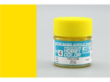Mr. Hobby (Gunze Sangyo) H-004 gelb glanz