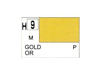 Mr. Hobby (Gunze Sangyo) H-009 gold