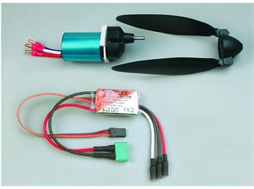 "Multiplex Antriebssatz ""EasyGlider electric"" TUNING"