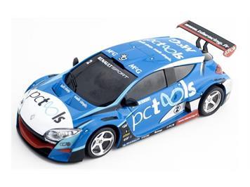 """Ninco 50605 Renault Megane Trophy 09 """"PC Tools"""" Lightning"""