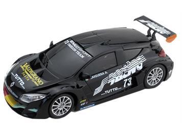 Ninco 55056 Renault Megane Trophy '09 Racing Black N-Digital