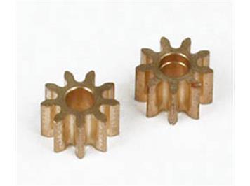 Ninco ET 2 x Motorritzel 9 Zähne Standard