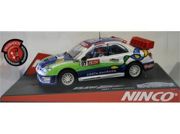 Ninco Subaru WRC Catalun