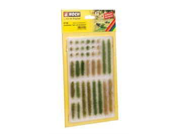 NOCH 07125 Grasstreifen hell- und dunkelgrün 6 mm