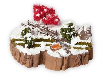 Noch 10003 Diorama-Kit Winter Dream
