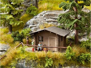 Noch 14342 Laser-Cut Waldhütte HO