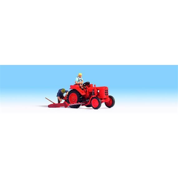 """Noch 16756 Traktor """"Fahr"""" HO"""