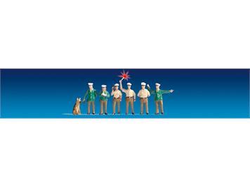 Noch 17650 Polizisten Deutschland (grün) N
