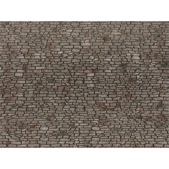 Noch 60371 Strukturfolie Bruchsteinmauerwerk