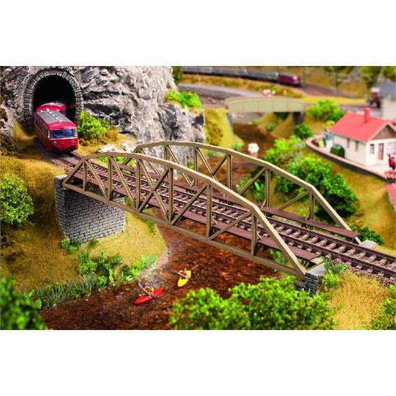 Noch Laser-Cut Argenbrücke HO