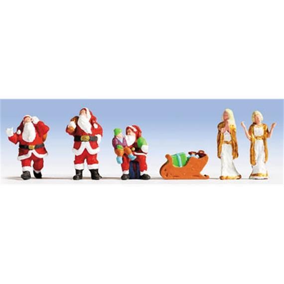 Noch Weihnachtsträume/Weihnachtsfiguren