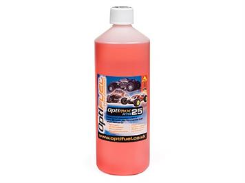 Optifuel-Optimix 11.OP1007K CAR-RTR 25 % Treibstoff 1 Liter