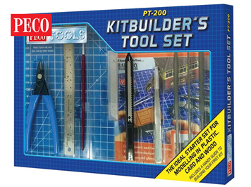 Peco PT-200 Werkzeug für Bausätze