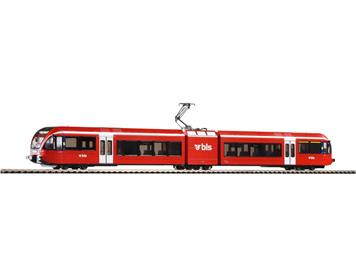 PIKO 40221 BLS GTW 2/6 rot mit Omegalogo 3teilig N