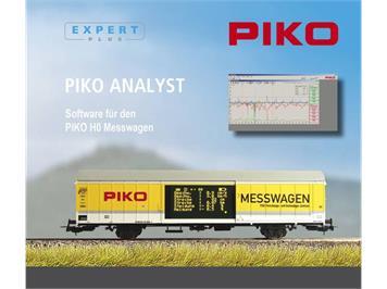 PIKO 55051 Software zu Messwagen HO