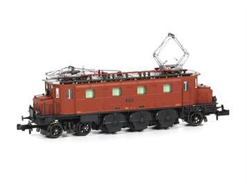 PIKO 94003 SBB Ae 3/6 I Historic Lok Nr. 10700 braun N