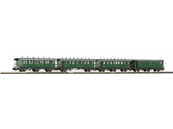 PIKO 94342 SBB-CFF Oldtimer-Wagen (4) B