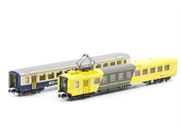 PIKO 94396 BLS/SBB 1x EWI B + 1x WR Chäs Express,Ep.IV-V, N (1:160)