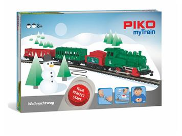 PIKO myTrain 57093 Start-Set Weihnachtszug