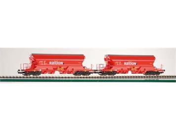 "Piko SNCF Personenwagen ""Corail"" 2er Set"