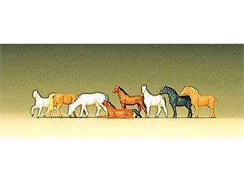 Preiser 88578 Pferde Z