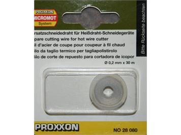 Proxxon 28080 Eratzschneidedraht zu Thermocut 12/E (10 Stk.)
