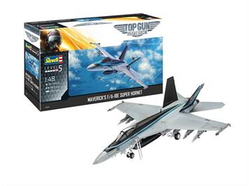 Revell 03864 F/A-18E Super Hornet Top Gun 1:48