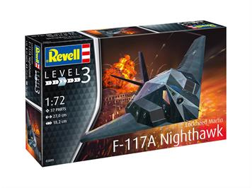Revell 03899 F-117 Stealth Fighter
