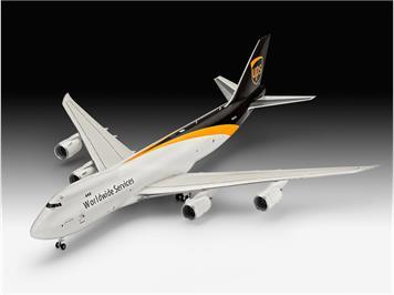 Revell 03912 Boeing 747-8F UPS