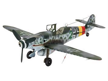Revell 03958 Messerschmitt Bf109 G-10
