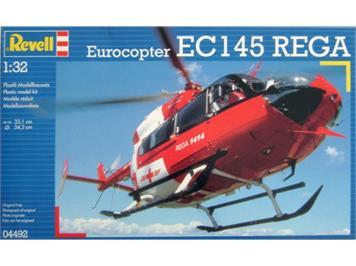 Revell 04492 Eurocopter EC-145 REGA 1:32