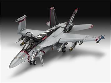 Revell 04994 F/A-18E Super Hornet