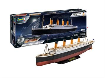 Revell 05498 RMS Titanic (easy click) 1:600