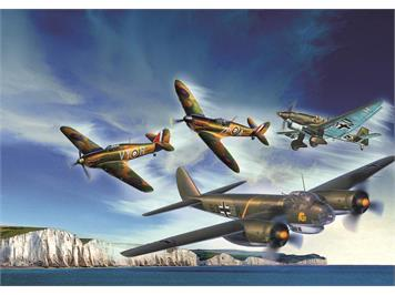 Revell 05691 Gift Set 80th anniversary Battle of Britain, 1:72