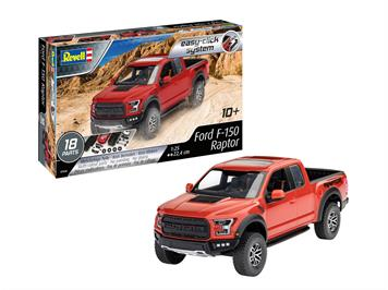 """Revell 07048 2017 Ford F-150 Raptor """"easy-click system"""" 1:25"""
