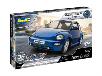 Revell 07643 VW New Beetle (easy click)