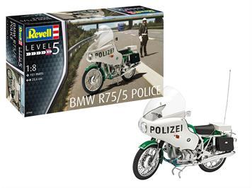 Revell 07940 BMW R75/5 Police 1:8