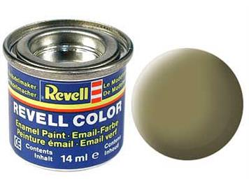 Revell 32142 gelb-oliv matt