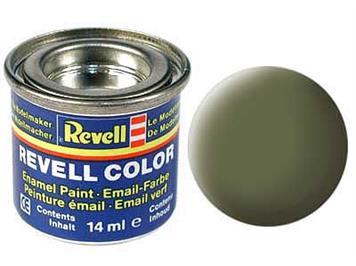 Revell 32168 dunkelgrün matt
